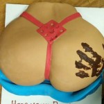 Las-Vegas-Greasy-hand-Print-on-perfect-pear-shaped-butt-jeans-sexy-cake