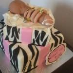 Double-Decker--Dallas-Taxas-Dick-zebra-stripped-pink-ribbon-erotic-cake
