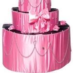 Pink-satin-draped-Florida-Miami-beach-jump-out-cake-54