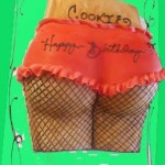 Hartford-Connecticut-Black-Lace-Red-Ruffle-Butt-Cheeks-cake