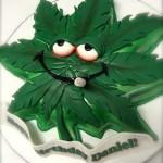 Atlanta-Georgia-Pot-leaf-shaped-cake